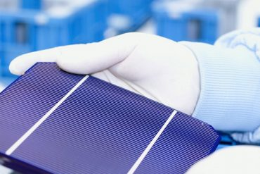 The main performance parameters of silicon cells